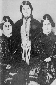 the fox sisters mediums