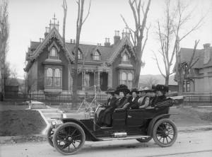 1909 thomas flyer