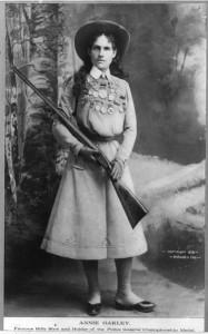 annie oakley 1899