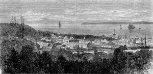 astoria oregon 1868