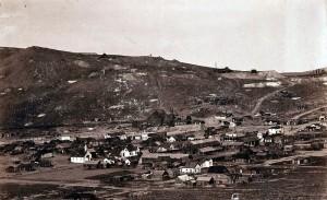bodie california in 1890