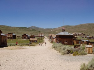 bodie california state park
