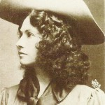 Annie Oakley and Frank Butler / The Sharpshooting Duo