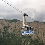 Sandia Peak Tramway / Albuquerque New Mexico