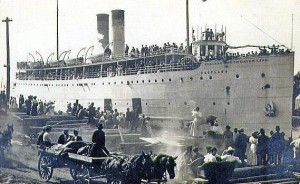 ss eastland in chicago