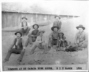 cowboys of the xit ranch