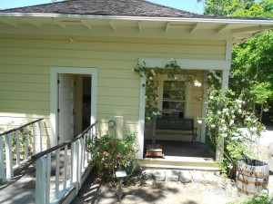 luther burbank gold ridge farm cottage