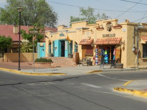 old town albuquerque shops and galleries