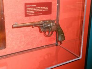 poncho villa pistol