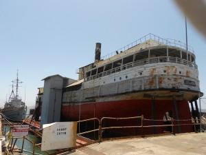 wapama steamer