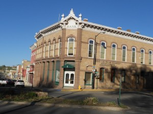 first national bank building in las vegas new mexico