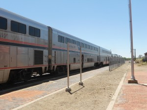 amtrak southwest chief at las vegas new mexico