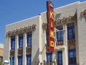 restoration of the kimo theater