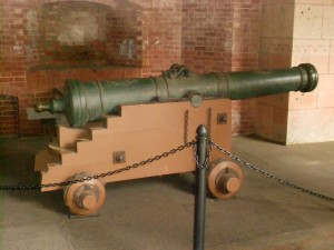 san martin cannon