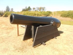 10 inch rodman cannon