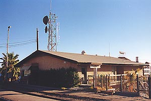 yuma arizona amtrak station