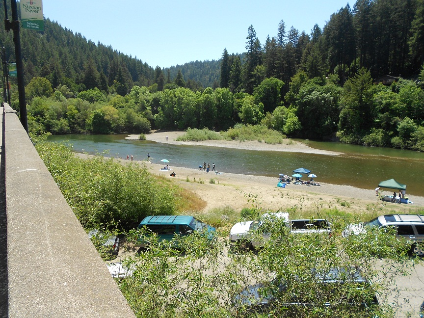 Russian River TRIPS INTO HISTORY Historic Sites - A long river