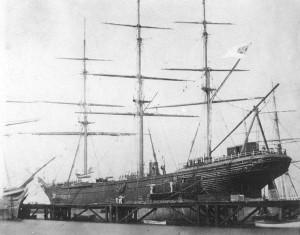 confederate ship css shenandoah