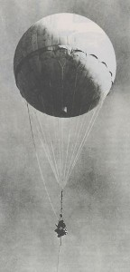 japanese fire balloon