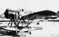 japanese float plane