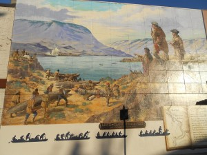 the dalles mural