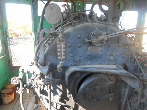 baldwin locomotive boiler