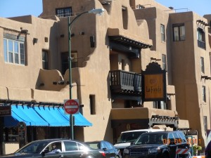 la fonda hotel in santa fe new mexico