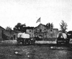 alamo in 1860s