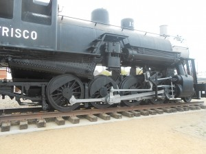 1910 steam locomotive