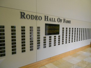 rodeo hall of fame in oklahoma city