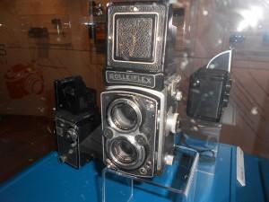 1951 rolleiflex camera
