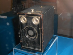 1934 kodak brownie junior camera