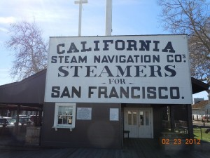 california steam navigation company