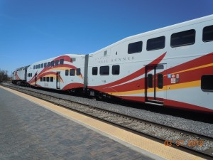 new mexico rail runner train