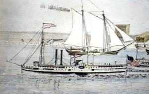 niagara palace steamer sidewheeler