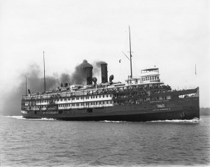 city of cleveland steamer