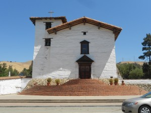 california mission san jose