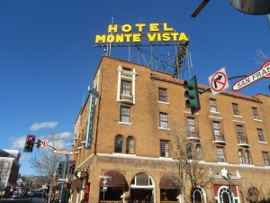 monte vista hotel in flagstaff arizona
