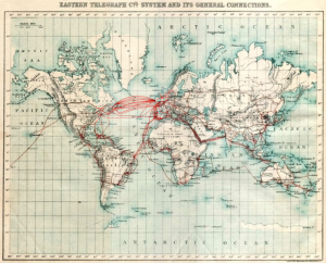 undersea cable maps