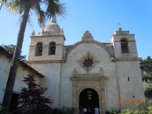 mission carmel california