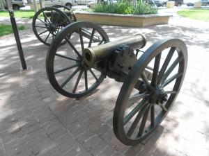 confederate mountain howitzer