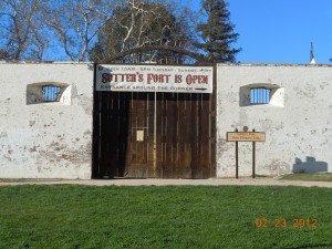 sutters fort california