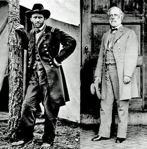 u.s. grant and robert e lee