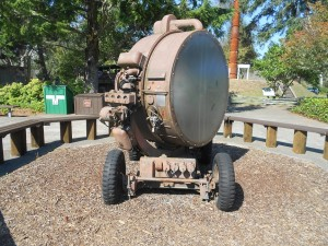 world war two searchlight