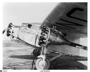 transcontinental air transport ford tri motor aircraft