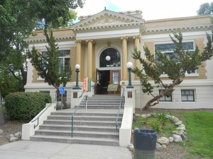 carnegie library photo