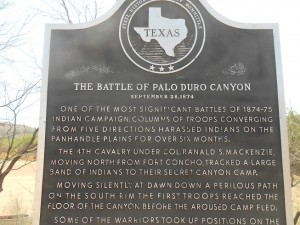 battle of palo duro canyon