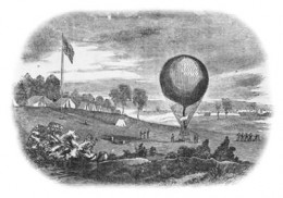 civil war balloons