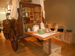 chuckwagon table