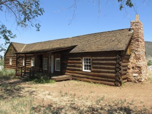 fort apache buildings
